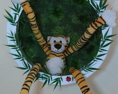 Nicho Tigre-Cole��o Safari 3D Musical