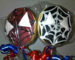 cookies homem aranha