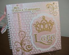 "Livro de Mensagens ""Princesa Proven�al"""