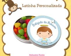 Latinha Batizado