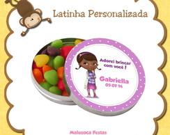 Latinha Doutora Brinquedos
