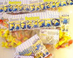 Kit de Doces Personalizado - Minions