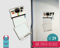 �m� porta recados - Polaroid