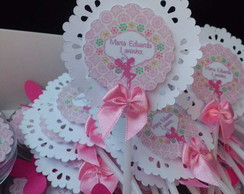 Topper decorar cupcake, doces