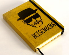 Breaking Bad - Sketchbook Artesanal