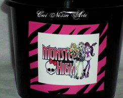 Balde Monster High