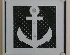 Quadrinho Vazado - Ancora Marinheiro