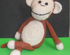 Macaco em croche