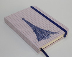Eiffel - Pocket Note artesanal