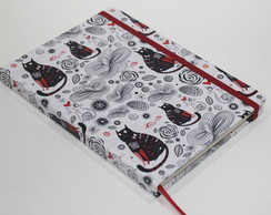 Cat Lover - Pocket Note Artesanal