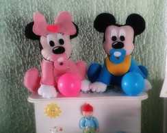 Mickey e Minnie Baby