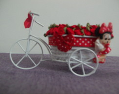 Mini bicicleta Aramada da Minnie