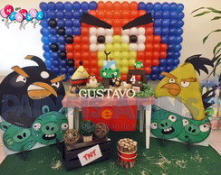 Angry Birds - Decora��o Clean
