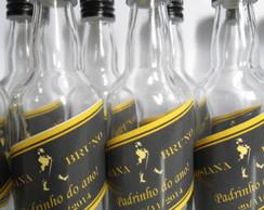 Garrafinha Whisky personalizada Vidro