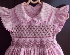 Vestido Duda-flor casinha de abelha 107