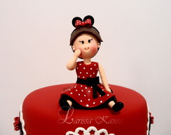 Boneca Personalizada - Minnie 04