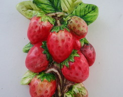 Frutas para decorar - Morango