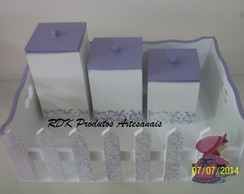 Kit Farm�cia MDF