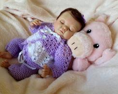 Mini reborn Ana Clara 2014-1. ADOTADA!!!