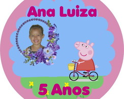 TAG PEPPA PIG COM FOTOS
