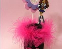 Centro De Mesa Monster High Meninas 1