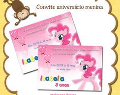 Convite My Little Pony
