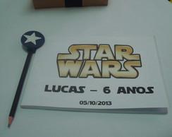 Kit lembrancinha Star Wars