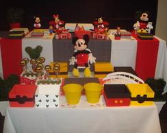 Porta Guloseimas Mickey