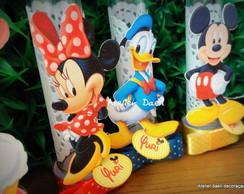 Tubete Turma do Mickey Mouse