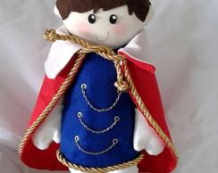 Boneco Rei Davi 30cm.