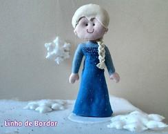 Princesa Elsa - Tema Frozen