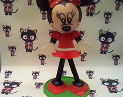 Fofucha 3D Minnie