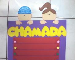 Painel Chamadinha