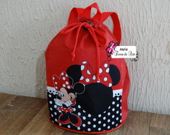 Mochilete Minnie e Mickey 4