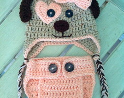 Conjunto Little Dog