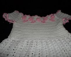 Vestidinho em croch�