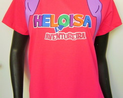 Camiseta Adulto Dora Aventureira