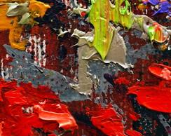 Tela Abstrato 4 ( Ab004 ) : FRETE GR�TIS