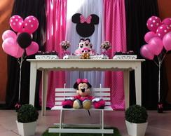 Mesa clean Minnie rosa