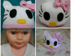 Touca da Hello Kitty