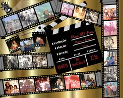 Convite Festa 50 anos