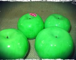 Sabonete de Ma�� Verde 220 grs