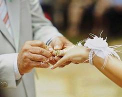 Corsage para noiva,madrinhas e damas