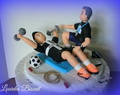 Topo de bolo - Personal Trainer
