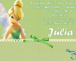 Convite Digital SININHO (Tinkerbell) 2