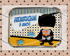 Marmitinha Personalizada Batman