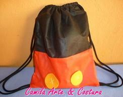 Mochilinha TNT Mickey