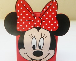 Porta L�pis - Minnie