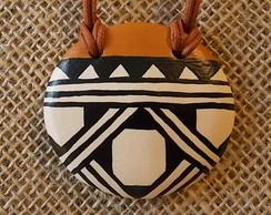 Colar Arte Xingu - Releitura / �tnico
