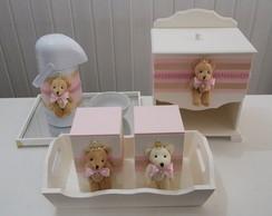 Kit higiene beb� ursinha